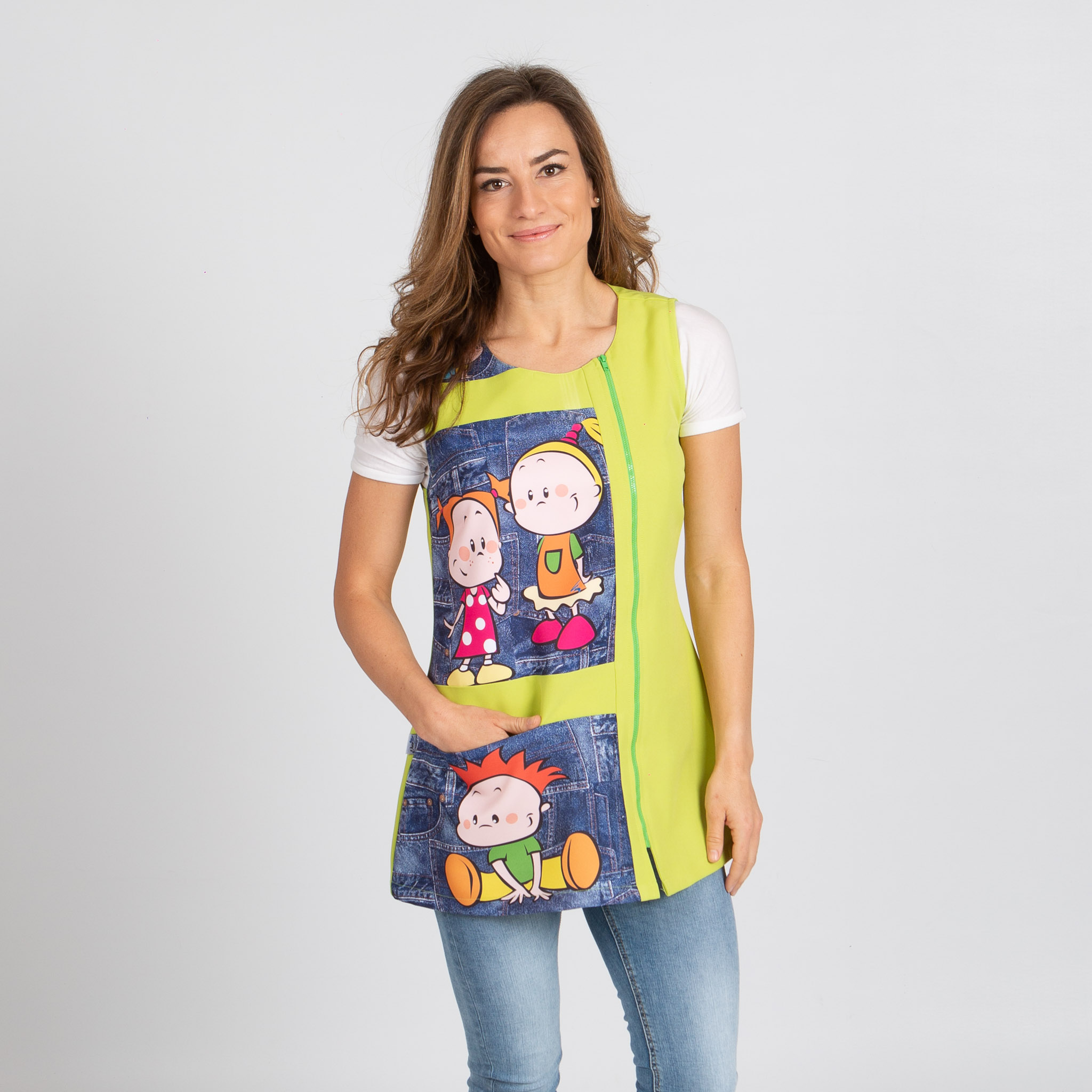 Blusa mujer infancia 654300