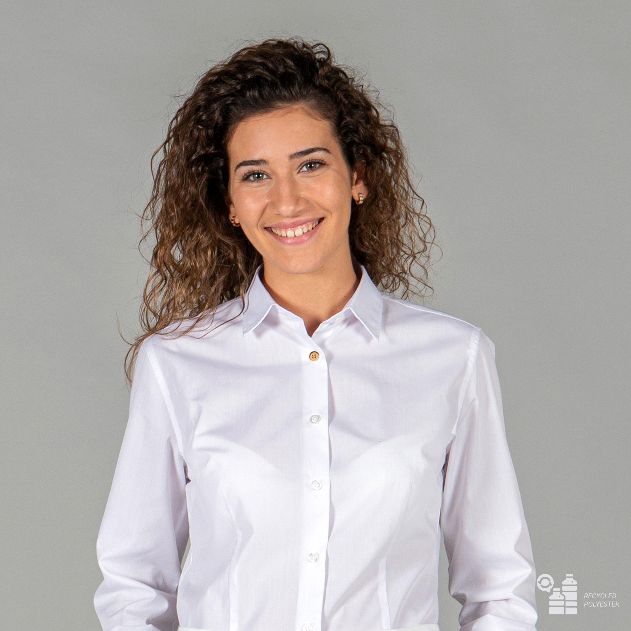 Camisa mujer reciclada