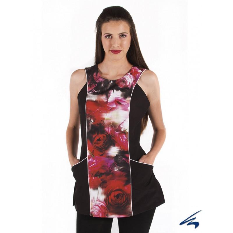 Blusa floral 6506 garys