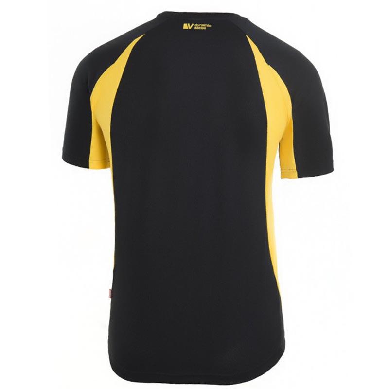 Camiseta tecnica 105501 de manga corta velilla2