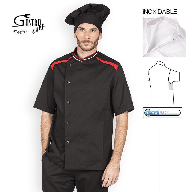 Casaca chef 9346 carites para hombre cool max garys