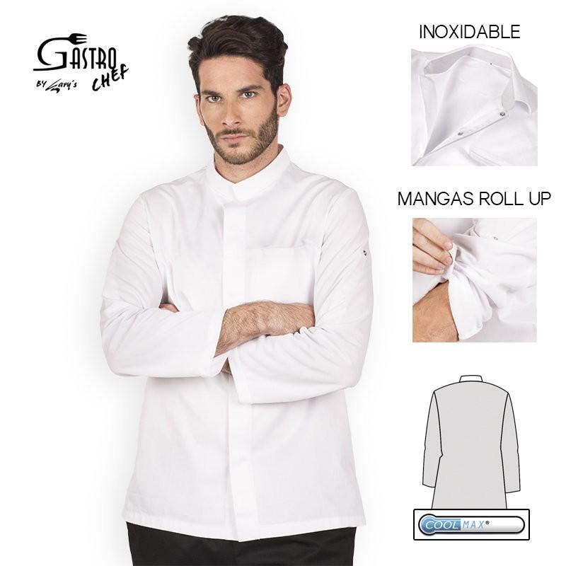 Casaca chef 9347 boreas para hombre cool max garys