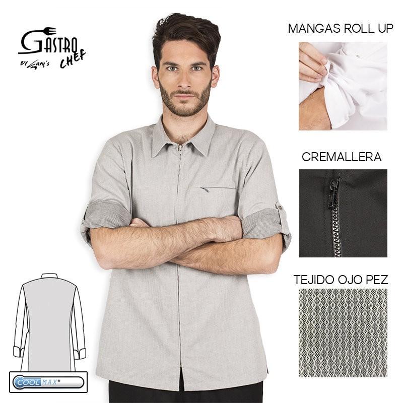Casaca chef 9348 leto para hombre cool max garys