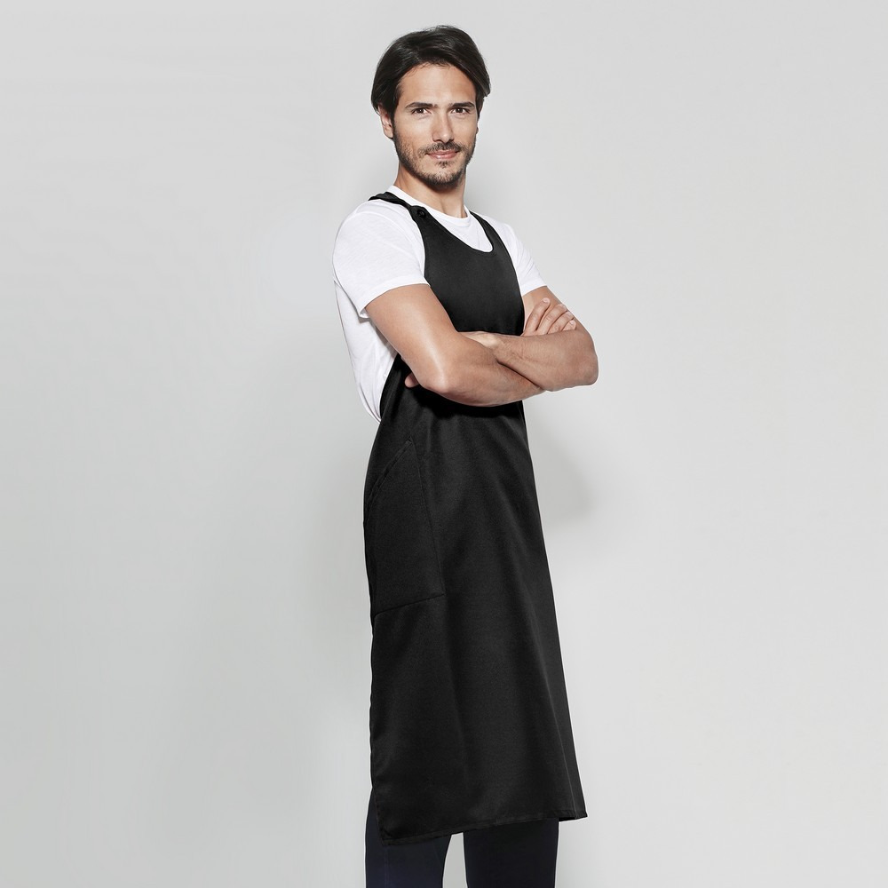 Delantal chef unisex 9122 roly
