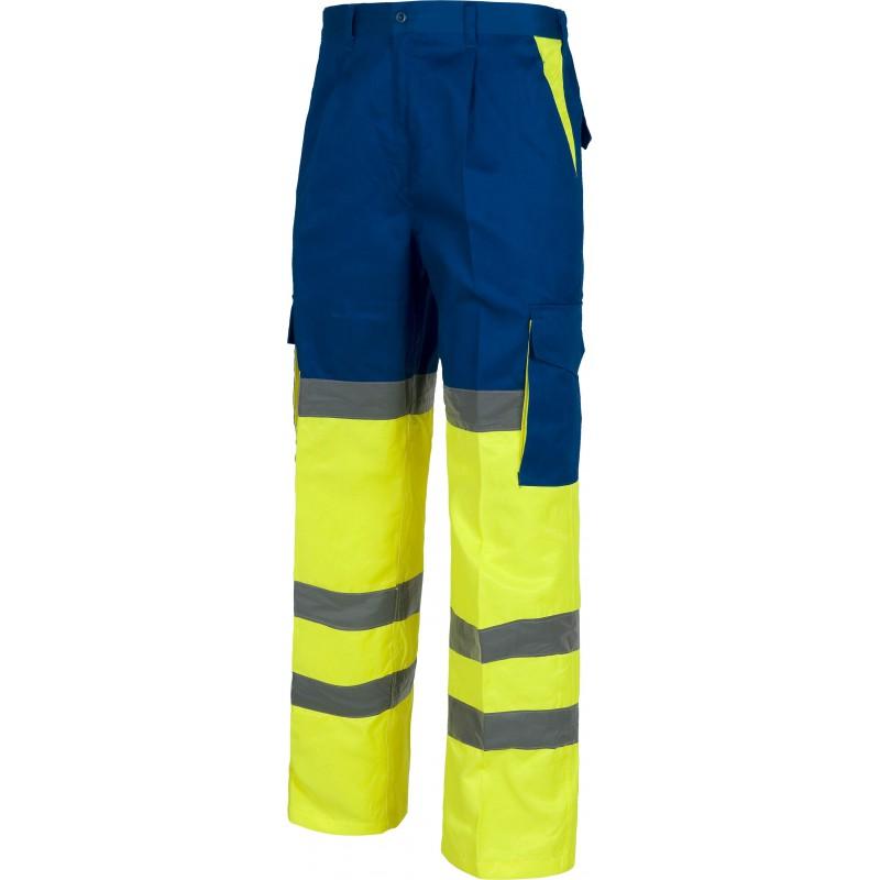 Pantalon c3314 recto multibolsillos