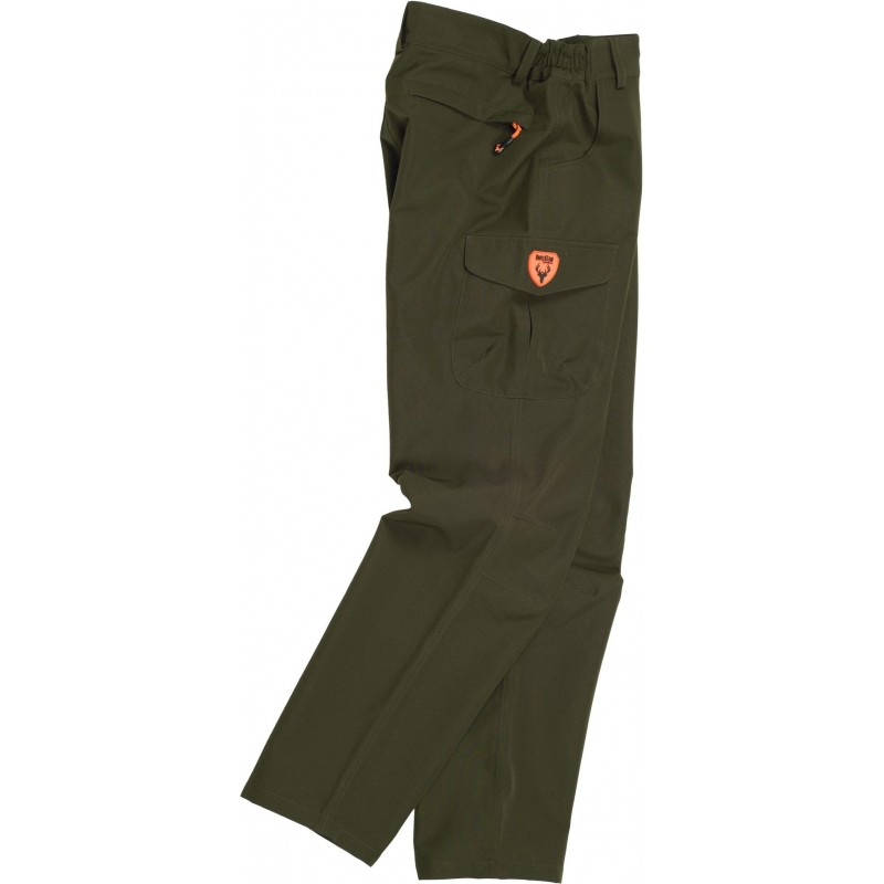 Pantalon s8300 impermeable multibolsillos workteam