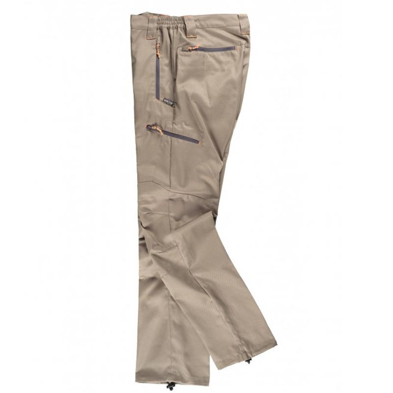 Pantalon s9885 multibolsillos sport workteam