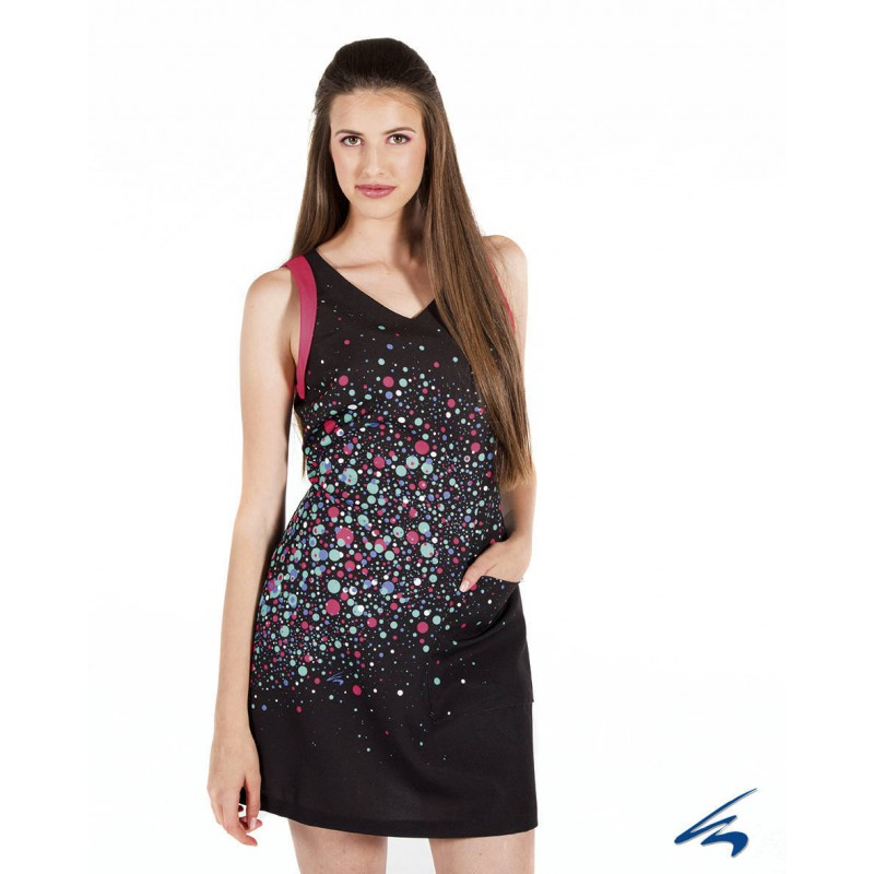 Vestido topos 5549 garys_(2)