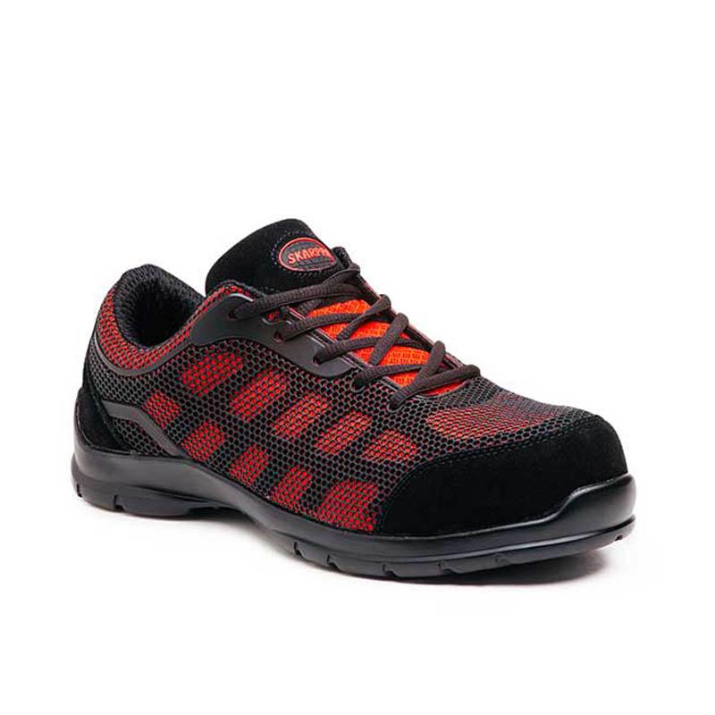 Zapato deportivo transpirable rejilla spider skarppa