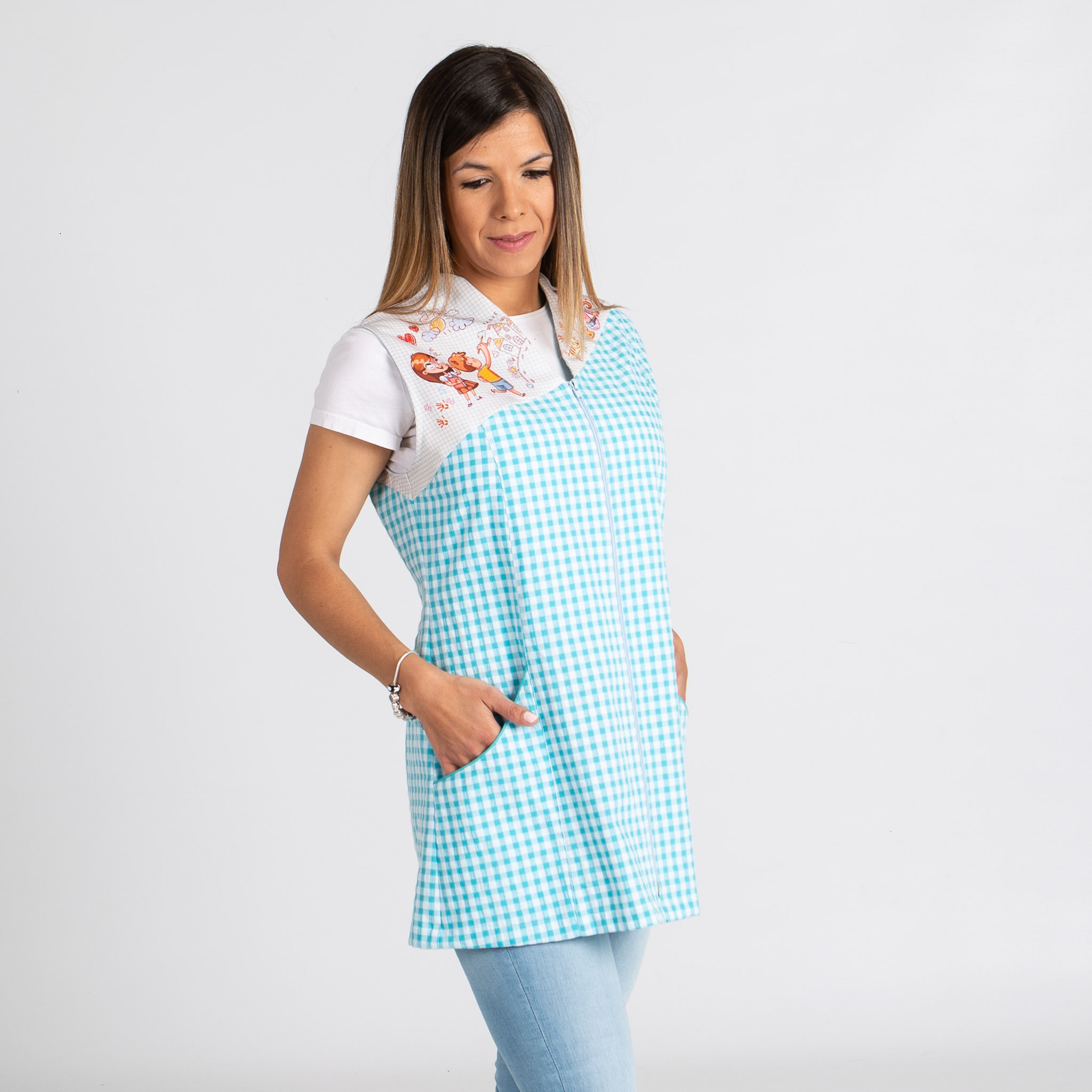 Blusa mujer dibujos 653900