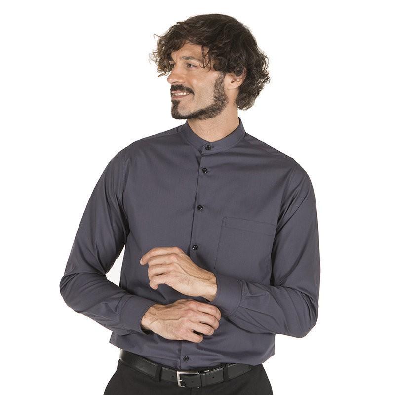 Camisa 2660 manga larga de caballero garys