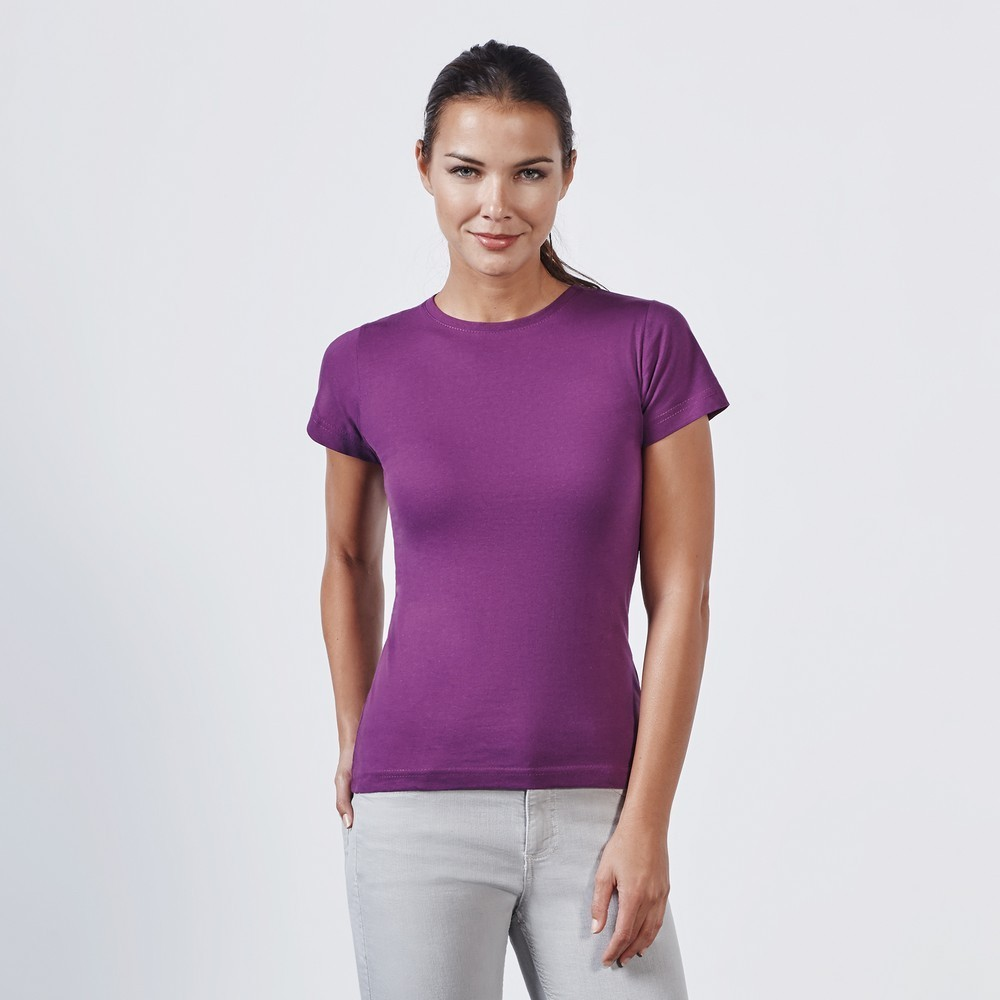 Camiseta mujer jamaica 6627 roly
