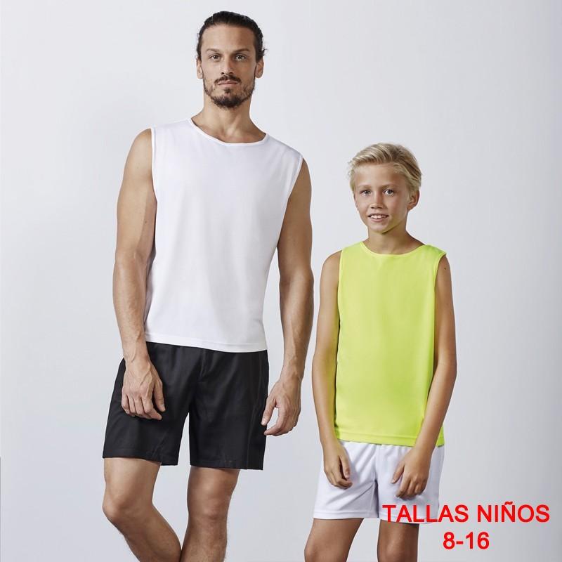 Camiseta portero adulto y kids spider 0403 roly