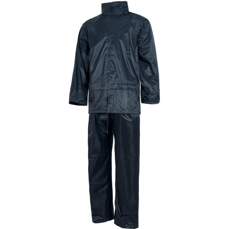 Conjunto s2000 chubasquero con capucha y pantalon