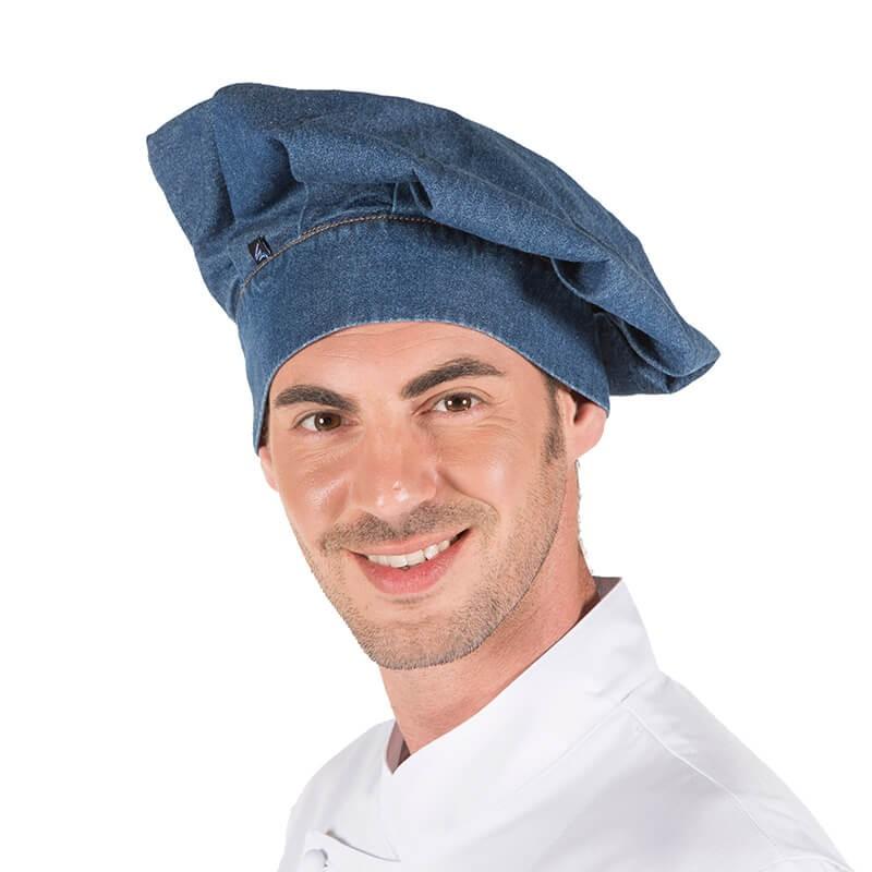 Gorro gran chef tejano lavado
