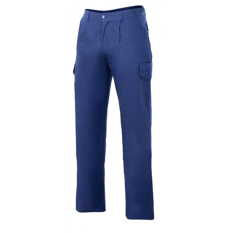 Pantalon 398 acolchado con pinzas velilla