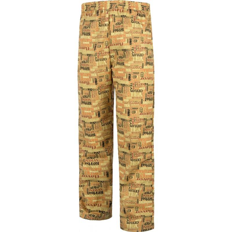 Pantalon b1503 recto antimanchas elastico en cintura workteam