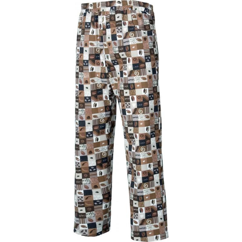 Pantalon b1509 recto elastico en cintura workteam
