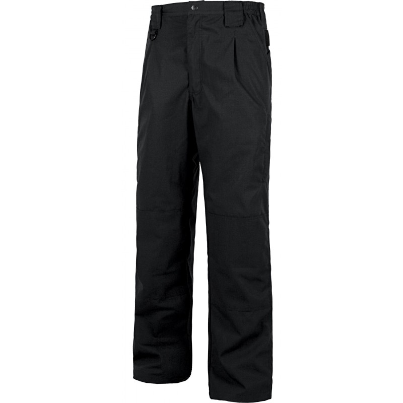 Pantalon c4015 ripstop multibolsillos cintura elastica reforzado workteam