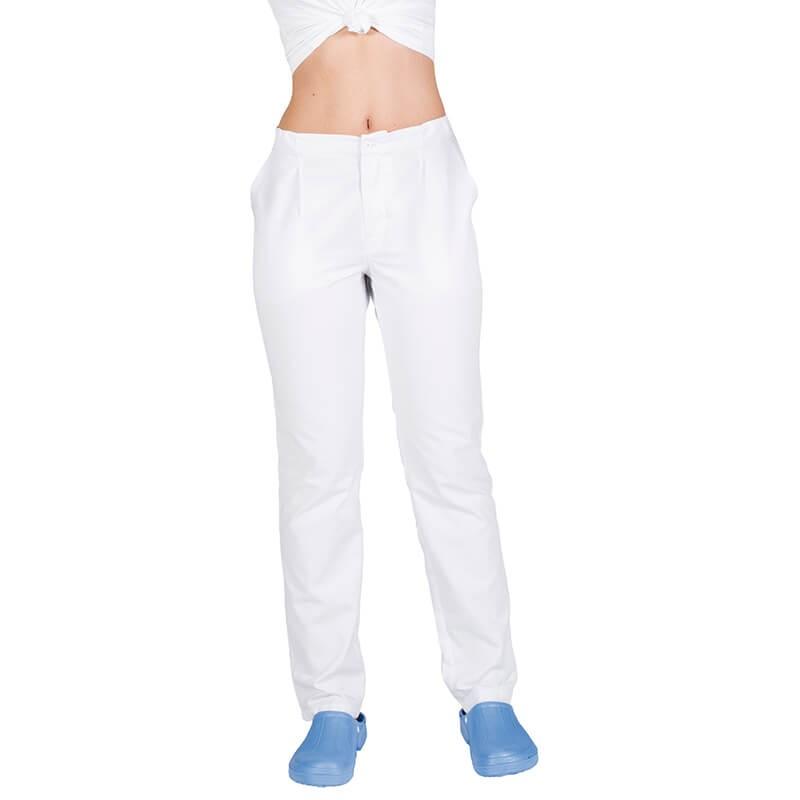 Pantalon cremallera y bolsillos