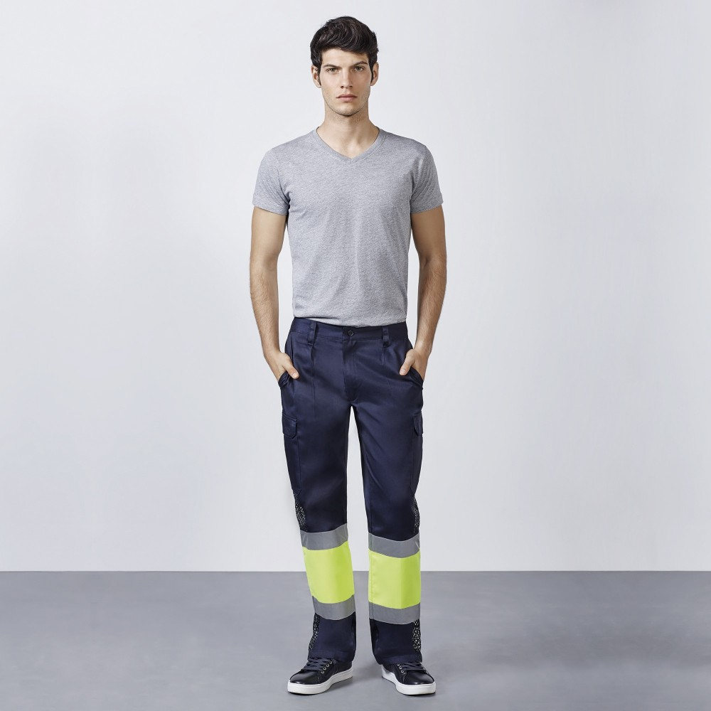 Pantalon de trabajo av naos 9300 roly