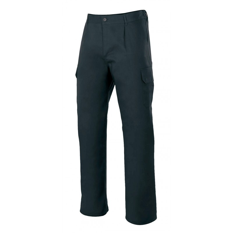 Pantalon forrado multibolsillos 103006 velilla