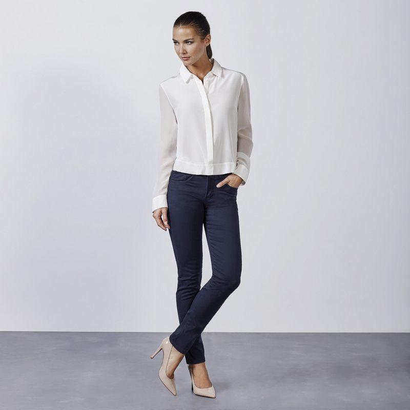 Pantalon largo de mujer hilton 9107 roly