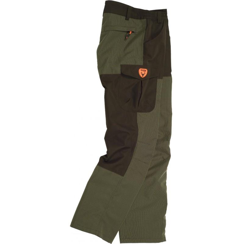 Pantalon s8310 multibolsillos con tejido ripstop workteam