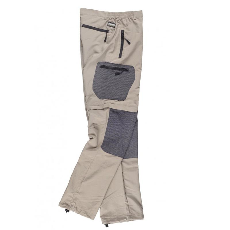 Pantalon s9870 multibolsillos desmontable workteam