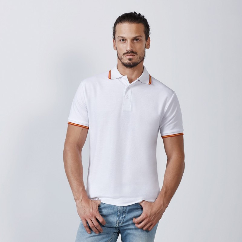 Polo hombre nation 6640 roly